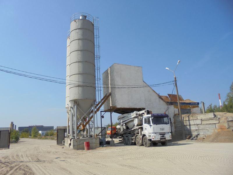 Заводы по производству бетона в нижегородской области сертификат соответствия на раствор цементный
